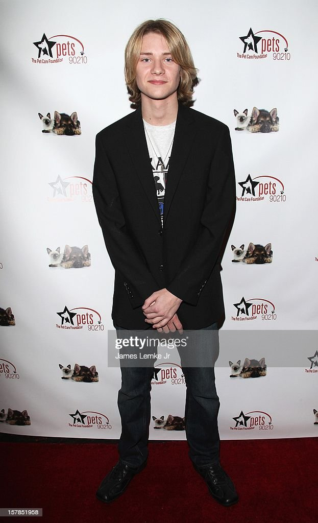 Lou Wegner attends the Follow The Stars/Adopt A Pet 2013 Rose Parade Float Unveiling held at the Beverly Hills City Hall on December 6, 2012 in Beverly Hills, California.