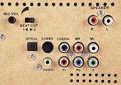 Loudspeaker Inputs (Click for more)