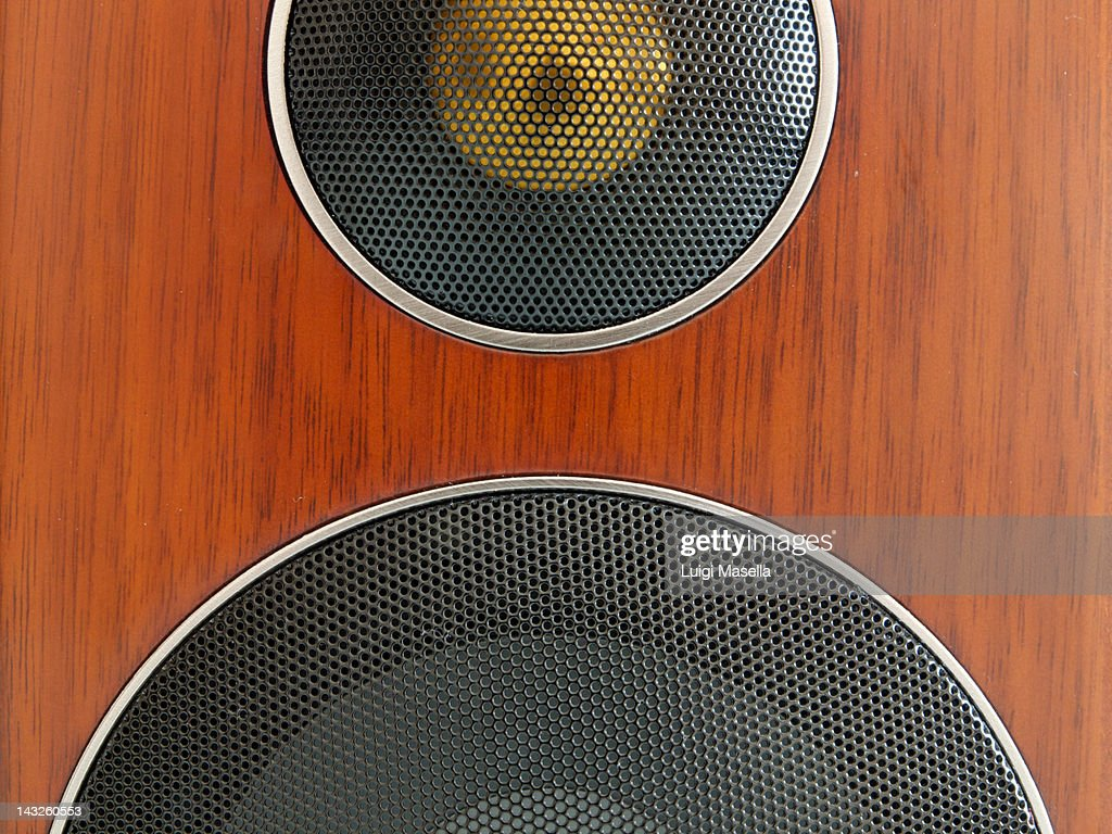Loudspeaker : Stock Photo