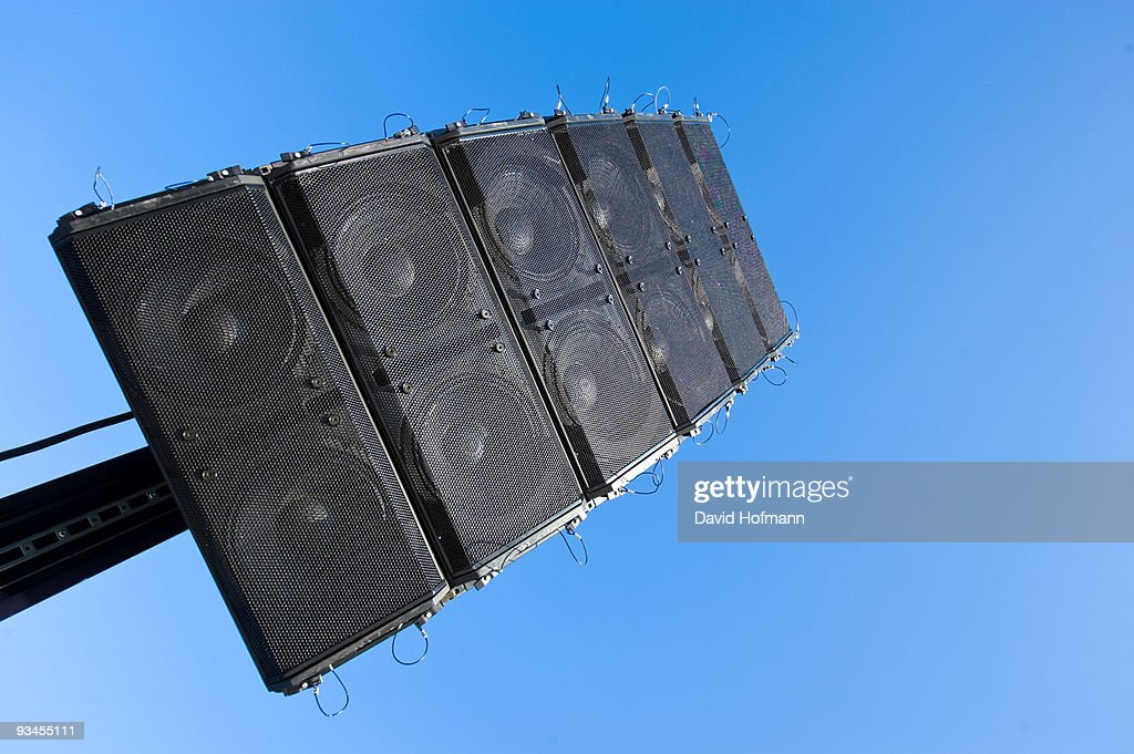 Loudspeaker : Stock Photo
