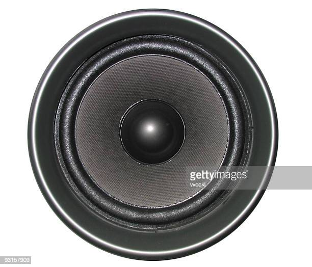 loudspeaker without background