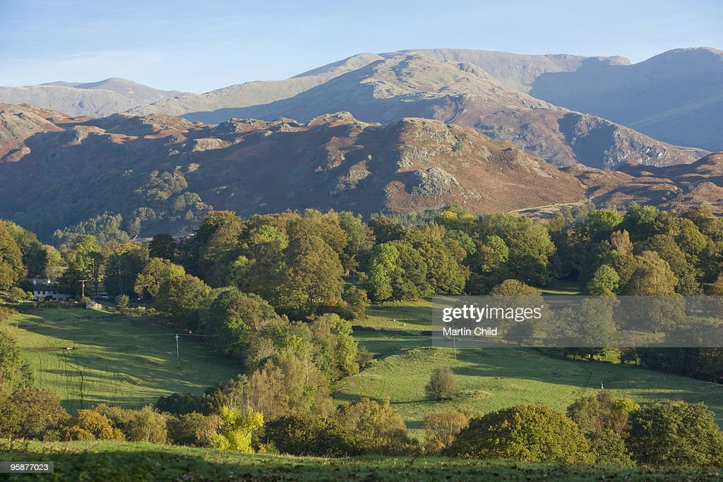 Loughrigg Fell : Stock Photo