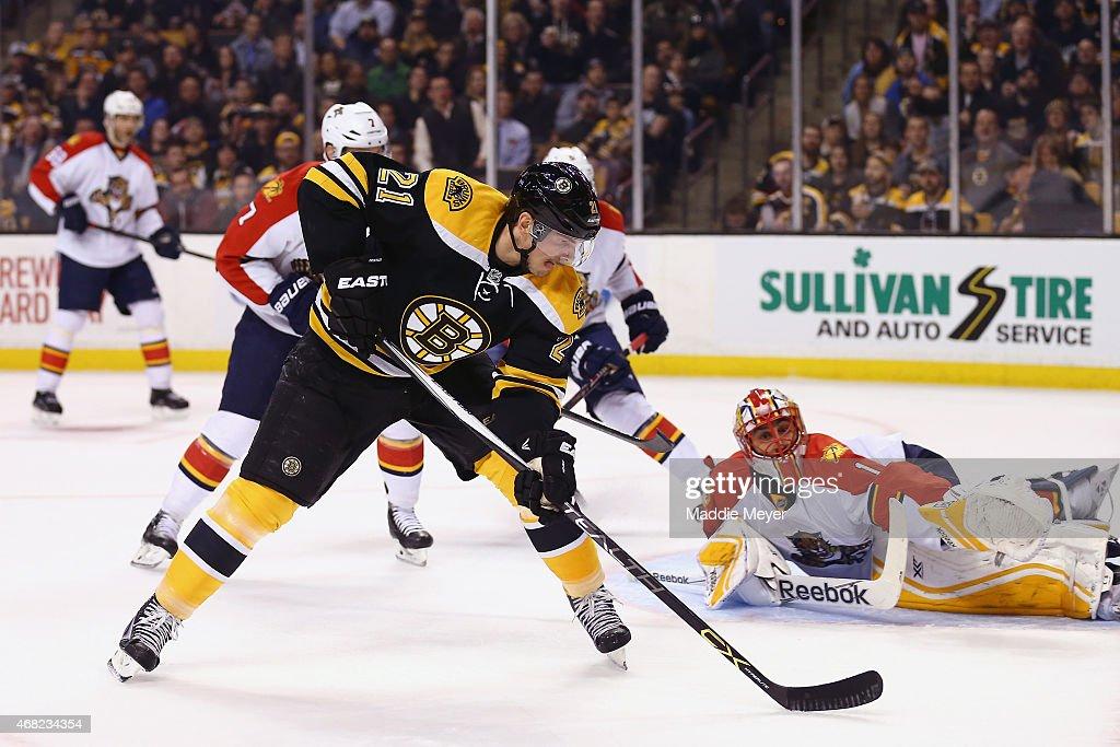 Florida Panthers v Boston Bruins