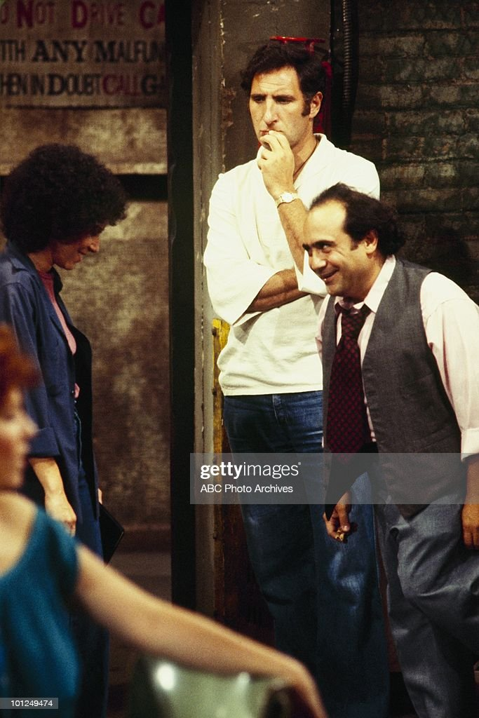 TAXI - 'Louie and the Nice Girl' - Airdate on September 11, 1979. (Photo by ABC Photo Archives/ABC via Getty Images) RHEA