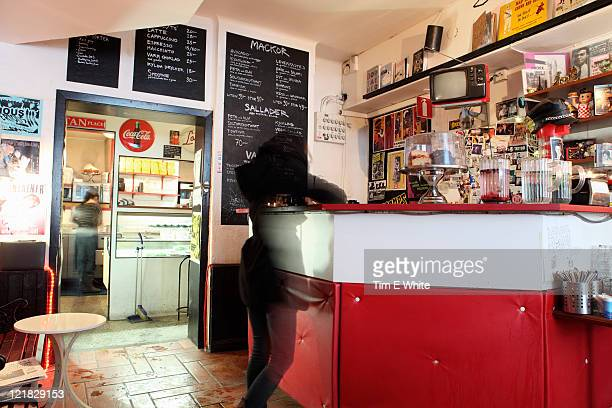 Louie Louie, cafe, Sodermalm, Stockholm, Sweden