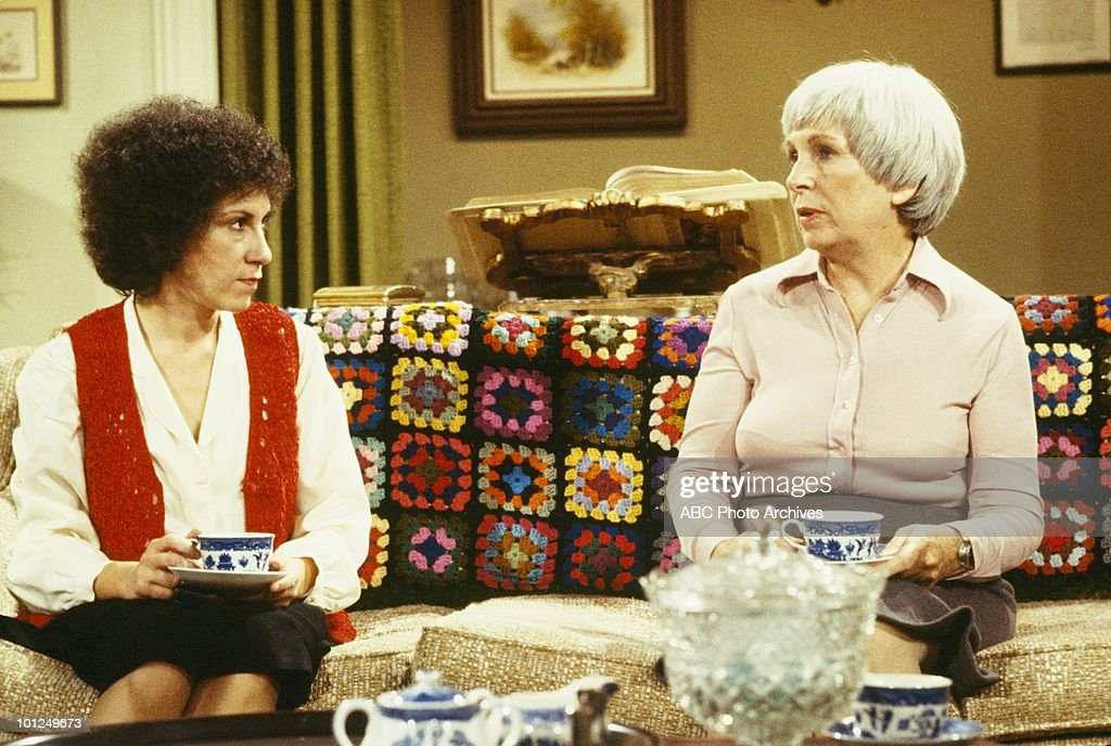 TAXI - 'Louie Meets the Folks' and 'Fantasy Borough' - Airdate Decamber 11, 1979 and May 6, 1980. (Photo by ABC Photo Archives/ABC via Getty Images) RHEA