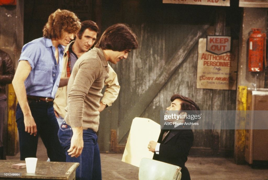 TAXI - 'Louie Meets the Folks' and 'Fantasy Borough' - Airdate Decamber 11, 1979 and May 6, 1980