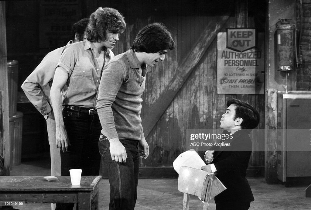TAXI - 'Louie Meets the Folks' which aired on December 11, 1979. (Photo by ABC Photo Archives/ABC via Getty Images) JUDD