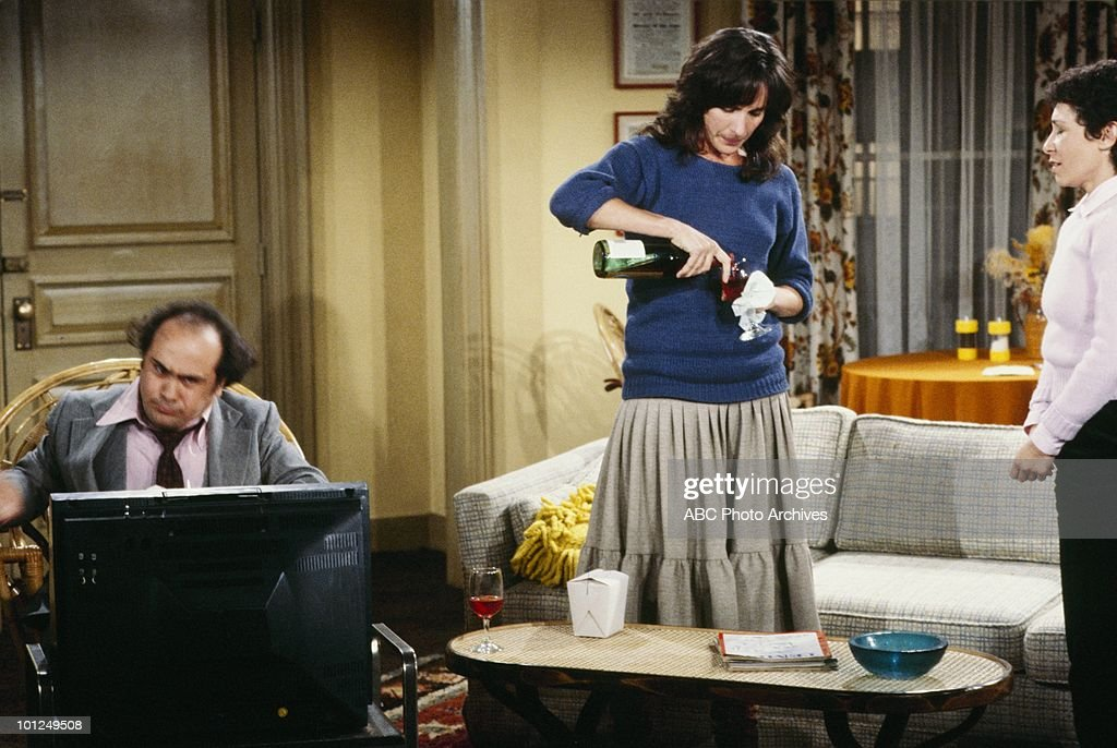 TAXI - 'Louie's Fling' which aired on November 5, 1981. (Photo by ABC Photo Archives/ABC via Getty Images) DANNY