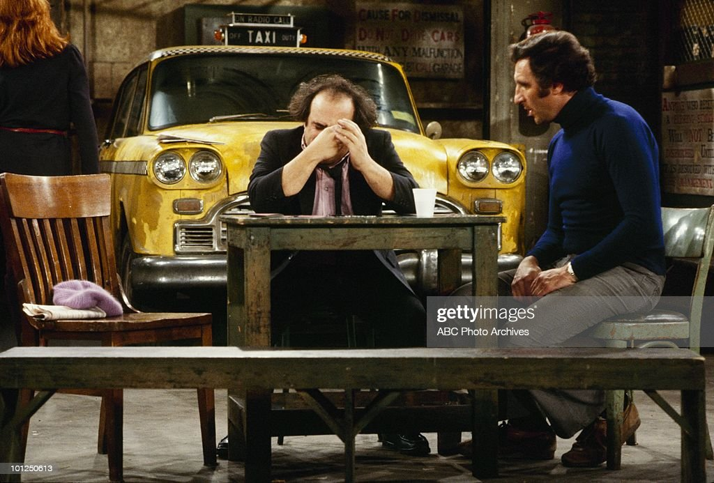 TAXI - 'Louie's Mother' which aired on March 26, 1981. (Photo by ABC Photo Archives/ABC via Getty Images) DANNY