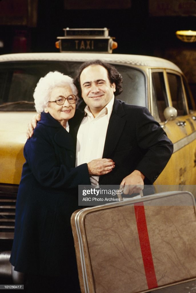 TAXI - 'Louie's Mother' which aired on March 26, 1981. (Photo by ABC Photo Archives/ABC via Getty Images) JULIA