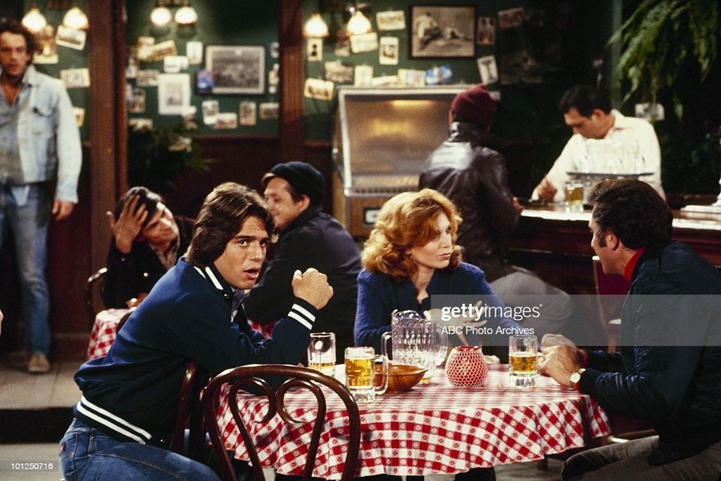 TAXI - 'Louie's Rival' which aired on November 19, 1980. (Photo by ABC Photo Archives/ABC via Getty Images) CHRISTOPHER