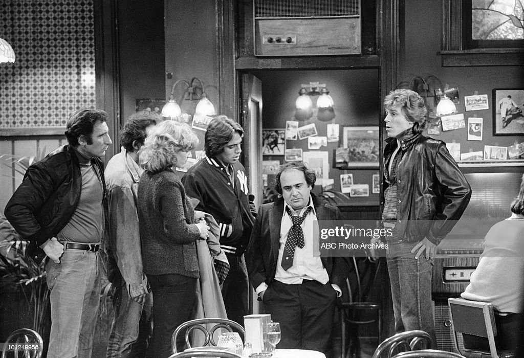 TAXI - 'Louie's Rival' which aired on November 19, 1980. (Photo by ABC Photo Archives/ABC via Getty Images) JUDD