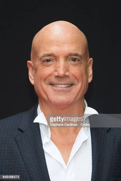 Louis Bodin attends the RTLRTL2Fun Radio Press Conference to Announce Their TV Schedule for 2017/2018 at Cinema Elysee Biarritz on September 13 2017...