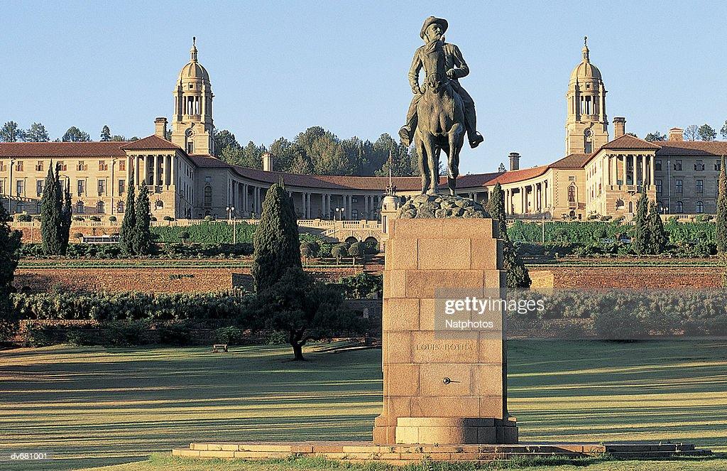 Louis Botha Memorial, Pretoria, Mapulanga, South Africa