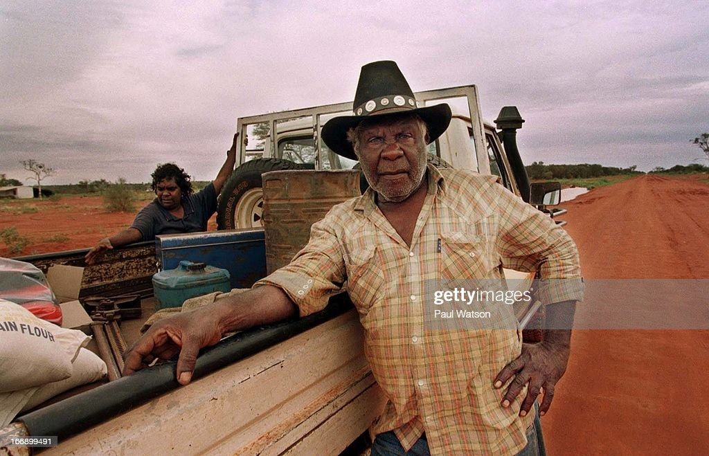 Louis Bul is former chairman of Utopia, and now a member of the Aboriginal settlement's council. Utopia, about 240 kms northeast of Alice Springs in the Australian outback, was returned to Aboriginal control in 1979.