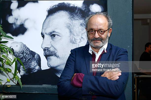 Louis Chedid attends the Brassens Behind the Scenes and Press Junket on October 17 2016 in Paris France