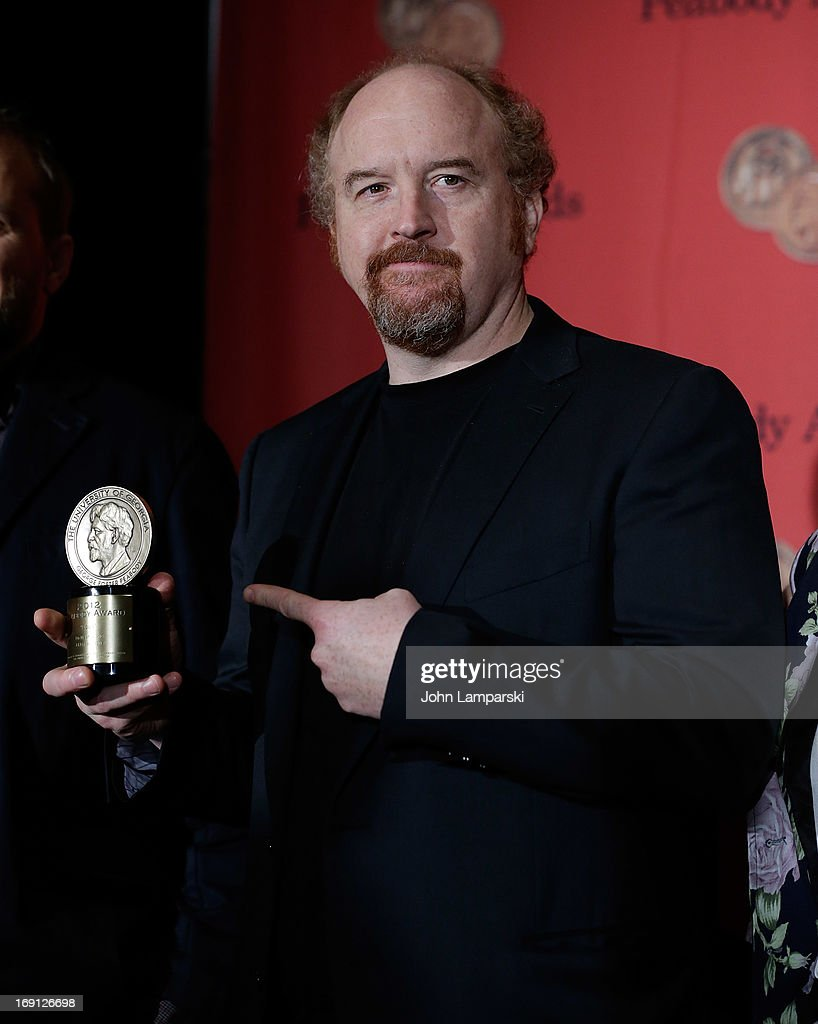 Louis C.,K. attends 72nd Annual George Foster Peabody Awards at The Waldorf=Astoria on May 20, 2013 in New York City.