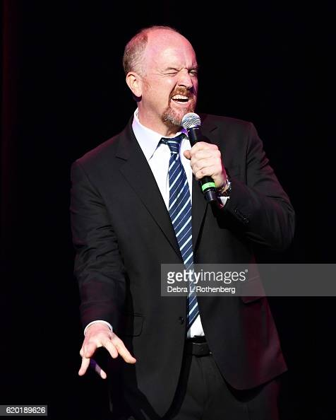 louis ck madison square garden december 16 debra l stock photos and pictures getty images