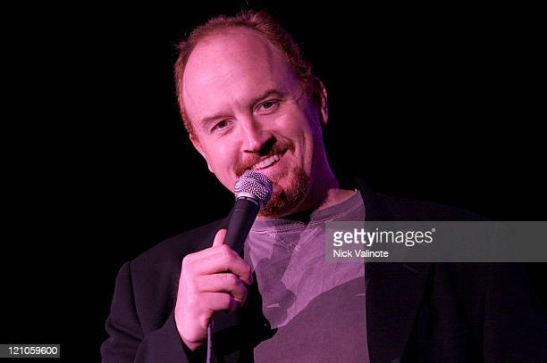 Louis CK during Louis CK Performs Live in Atlantic City October 21 2006 at Trump Marina Hotel and Casino in Atlantic City New Jersey United States