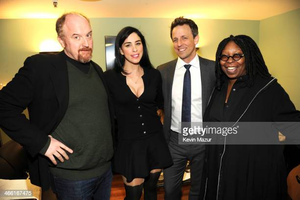 Sarah Silverman Stock Photos And Pictures Getty Images