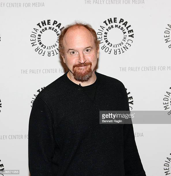 Louis CK visits The Paley Center for Media on November 3 2010 in New York City