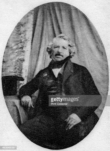 Louis Daguerre French photography pioneer c18451851 Daguerre is recognized for his invention of the Daguerreotype process of photography A photograph...