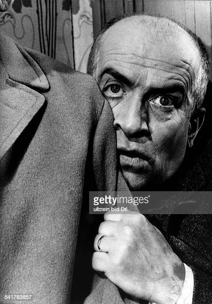 Louis de Funes *Filmschauspieler Komiker Frankreichin dem Film 'Balduin das Nachtgespenst' Frankreich/Italien 1967Regie Denys de la Patelliere