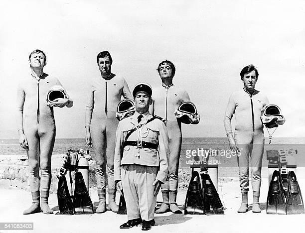 Louis de Funes *Filmschauspieler Komiker FrankreichLdF in einer Szene des Films 'Balduin der Heiratsmuffel'F/I 1968