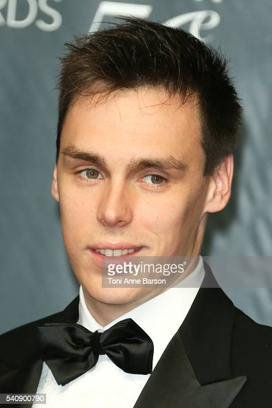 Louis Ducruet arrives at the 56th Monte Carlo TV Festival Closing Ceremony and Golden Nymph Awards at The Grimaldi Forum on June 16 2016 in...