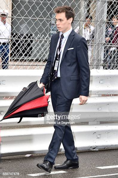 Louis Ducruet attends the F1 Grand Prix of Monaco on May 29 2016 in MonteCarlo Monaco