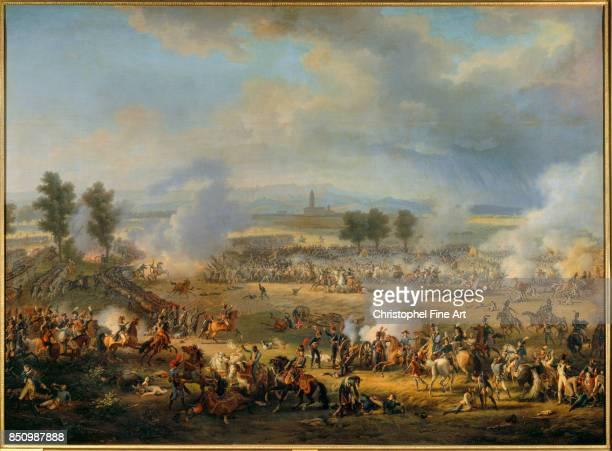 Louis Francois Lejeune Battle of Marengo June 14th 1800 Oil on canvas 180 x 250 m Versailles Chateaux de Versailles et de Trianon