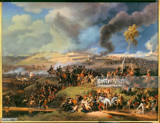 Louis Francois Lejeune Battle of Moscow September 7th 1812 1822 Oil on canvas 210 x 264 m Versailles Chateaux de Versailles et de Trianon