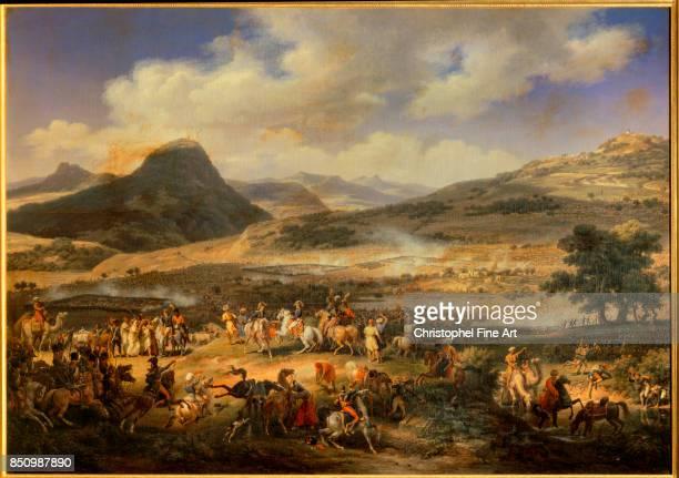 Louis Francois Lejeune Battle of Mount Thabor April 16th 1799 1803 Oil on canvas 180 x 260 m Versailles Chateaux de Versailles et de Trianon
