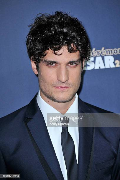 Louis Garrel attends the 40th Cesar Film Awards at Theatre du Chatelet on February 20 2015 in Paris France