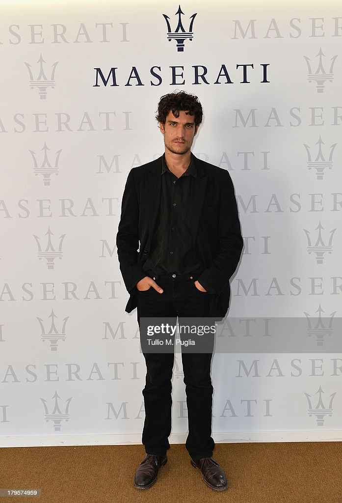Louis Garrel attends the 70th Venice International Film Festival at Terrazza Maserati on September 5, 2013 in Venice, Italy.
