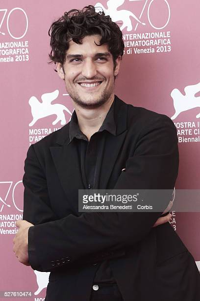 Louis Garrel attends the photocall of movie La Jalousie presented in competition at the 70th International Venice Film Festival