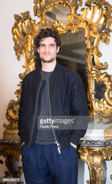 Louis Garrel attends the photocall of 'Planetarium'