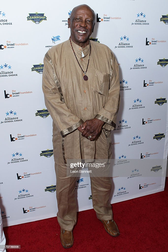 Louis Gossett Jr. attended The Champions For Choice In Education ESPYs Kickoff Cocktail Party at Ritz Carlton on July 16, 2013 in Los Angeles, California.