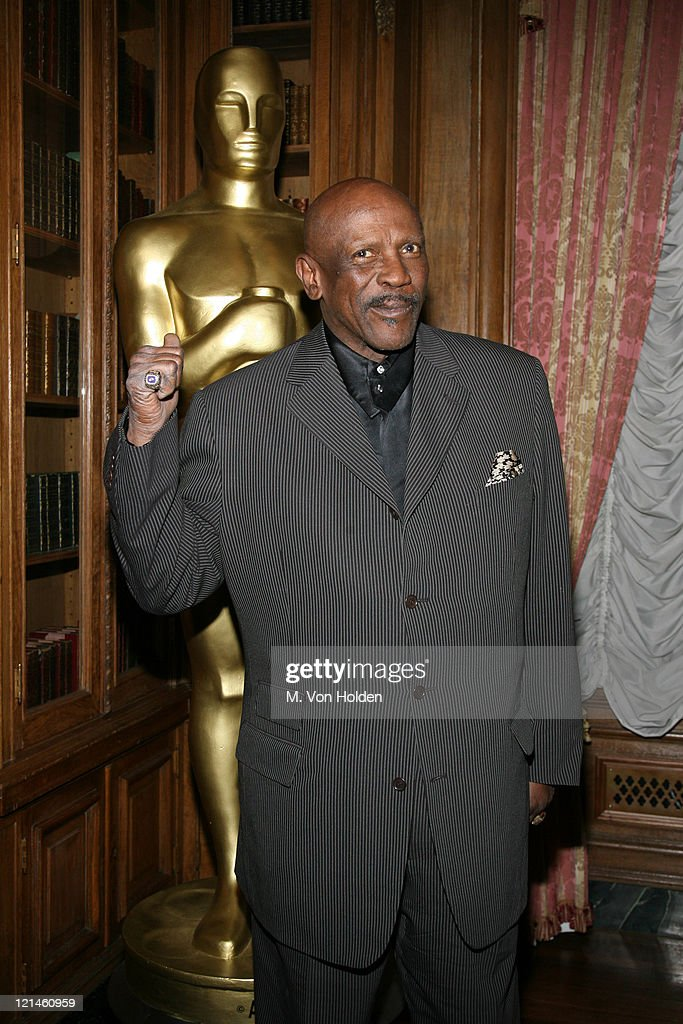 Louis Gossett Jr. during The 78th Annual Academy Awards Official New York Party at St. Regis Hotel in New York City, New York, United States.