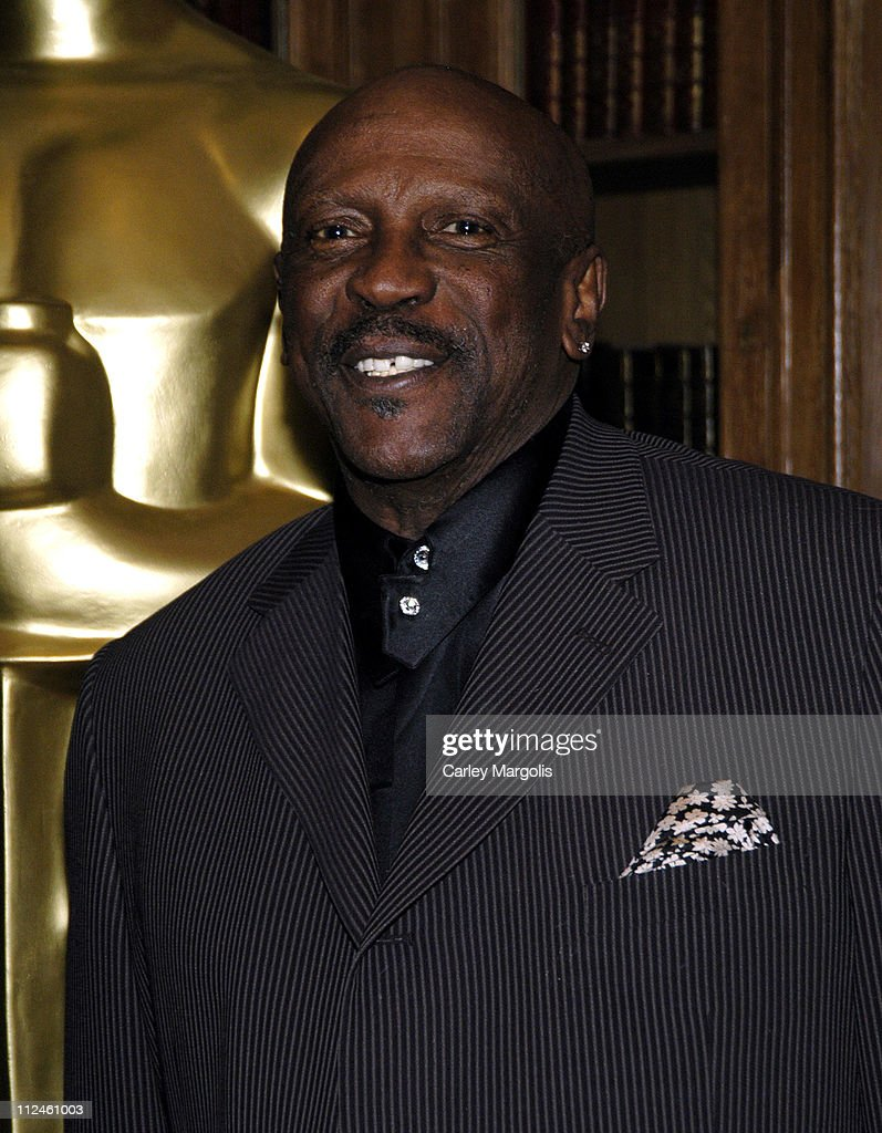 Louis Gossett Jr. during The Academy of Motion Picture Arts and Sciences Official New York Oscar Night 2006 Celebration at St. Regis Hotel in New York City, New York, United States.