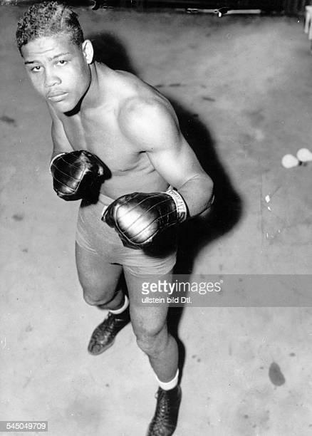 Louis Joe *'Der braune Bomber'Boxer USAWeltmeister im Schwergewicht von 19371949Der USamerikanische Boxer und Weltmeister im Schwergewicht Joe Louis...