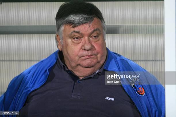 Louis NICOLLIN Montpellier / Dijon 10e journee Ligue 2
