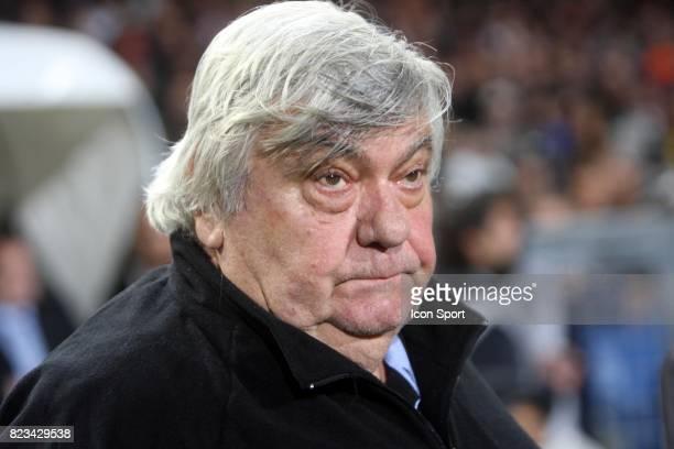 Louis NICOLLIN Montpellier / PSG 11eme journee de Ligue 1