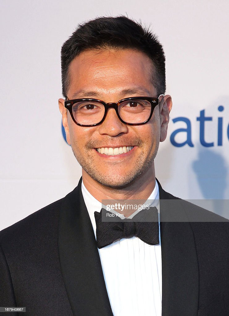 Louis Ozawa Changchien attends Operation Smile 30th Anniversary Celebration at Cipriani 42nd Street on May 2, 2013 in New York City.