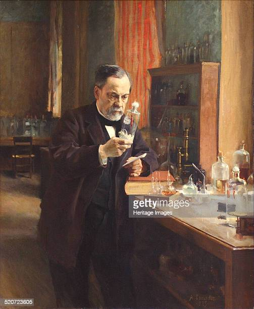 Louis Pasteur Found in the collection of Musée d'Orsay Paris