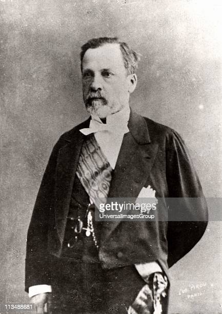 Louis Pasteur French chemist and microbiologist in 1852 Photograph Scientist