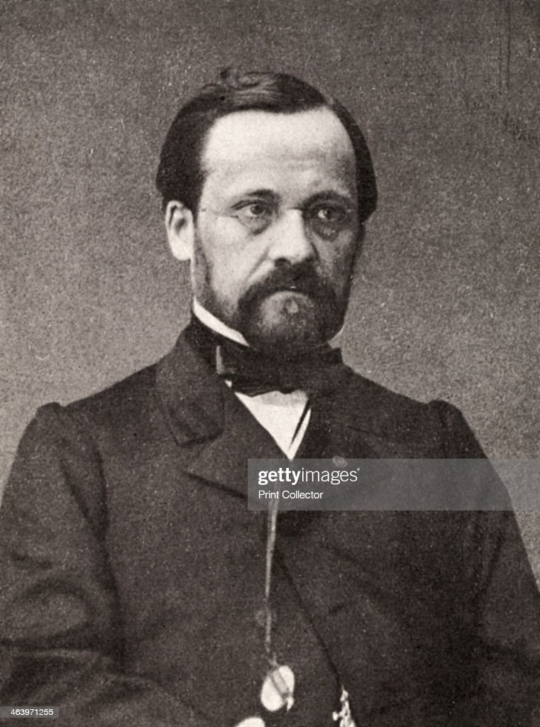Louis Pasteur, French microbiologist and chemist, 19th century ...