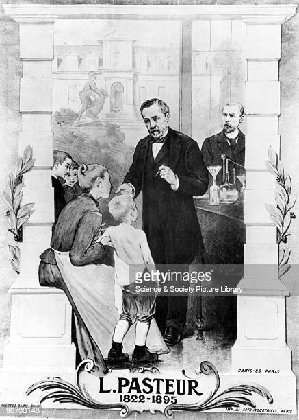 Louis Pasteur introduced pasteurization to kill pathogens in milk wine and foods and produced vaccines against anthrax and rabies In 1884 he was...