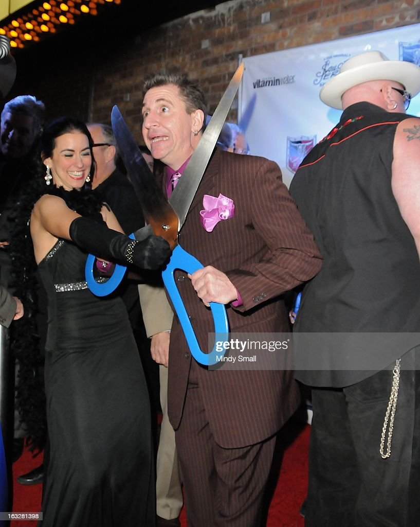 <a gi-track='captionPersonalityLinkClicked' href=/galleries/search?phrase=Louis+Prima+Jr.&family=editorial&specificpeople=6312887 ng-click='$event.stopPropagation()'>Louis Prima Jr.</a> attends the Fremont Country Club opening with <a gi-track='captionPersonalityLinkClicked' href=/galleries/search?phrase=Louis+Prima+Jr.&family=editorial&specificpeople=6312887 ng-click='$event.stopPropagation()'>Louis Prima Jr.</a> and The Witnesses at Fremont Country Club on March 6, 2013 in Las Vegas, Nevada.